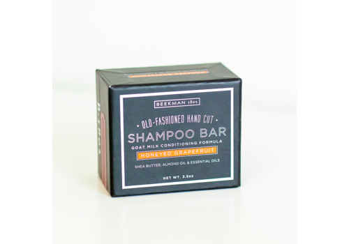 Beekman 1802 Honeyed Grapefruit Shampoo Bar