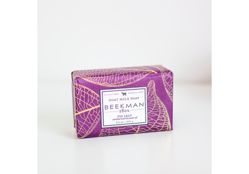 Beekman 1802 Fig Leaf Soap Bar