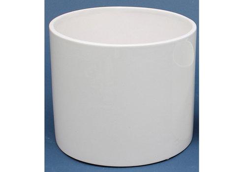Cathay Anissa Ceramic Vase White