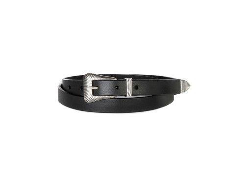 Brave Leather Rowen Belt Black