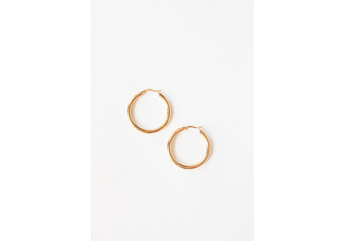 Jewellery By HannahLynn Baby Bali Hoops