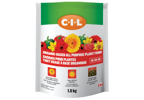 C-I-L Organic All Purpose Plant Food 10-10-10 5kg