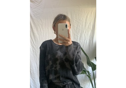RD Style Thermal Tie Dye Top