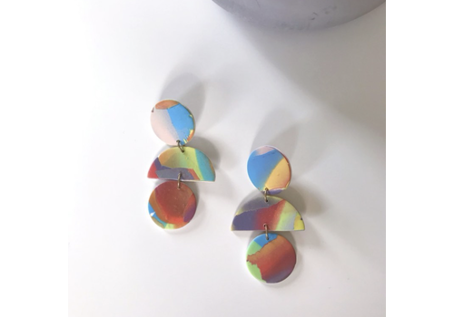 K Eleven Designs The Catalina Earrings