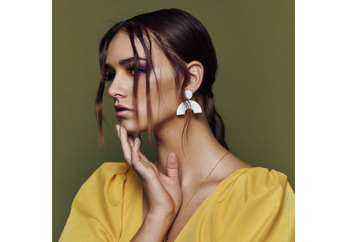 K Eleven Designs The Dianna Earrings