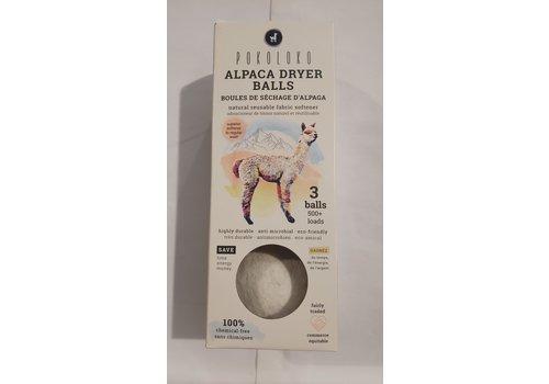 Pokoloko Alpaca Dryer Ball