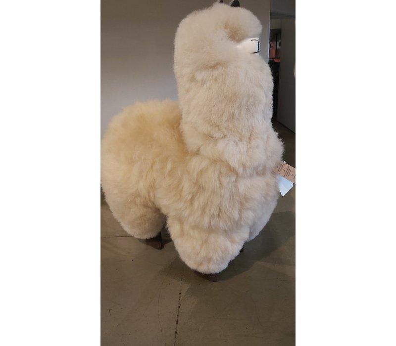 Standing Alpaca Beige