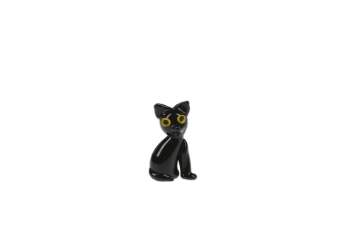 Ganz Lucky Black Cats Charm