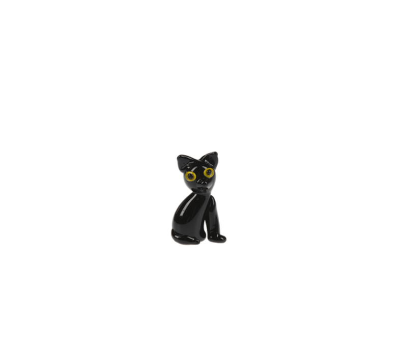 Lucky Black Cats Charm