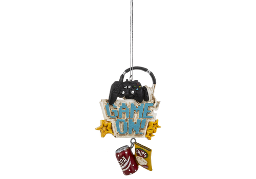 Ganz Game On video Game Ornament