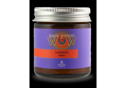 Pure Potent Wow Lavender Healing Balm Certified Organic 40g