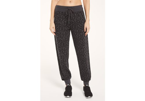 Z Supply Ava Leopard Jogger