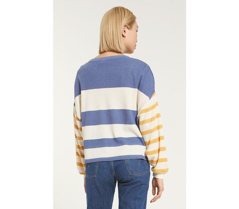 Grace Stripe Long Sleeve