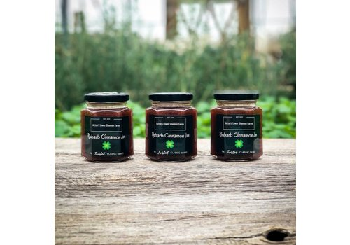 Acton's Lower Shannon Farms Rhubarb Cinnamon Jam