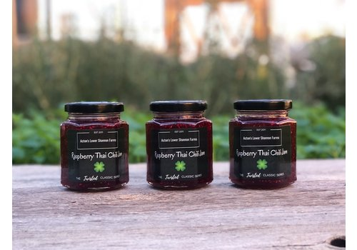 Acton's Lower Shannon Farms Raspberry Thai Chili Jam