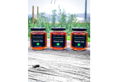 Acton's Lower Shannon Farms Jalapeno Jelly