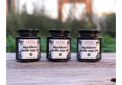 Acton's Lower Shannon Farms Blackberry Vanilla Sage Jam
