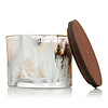 Thymes Statement Poured Candle 3-Wick Meduim Frasier Fir