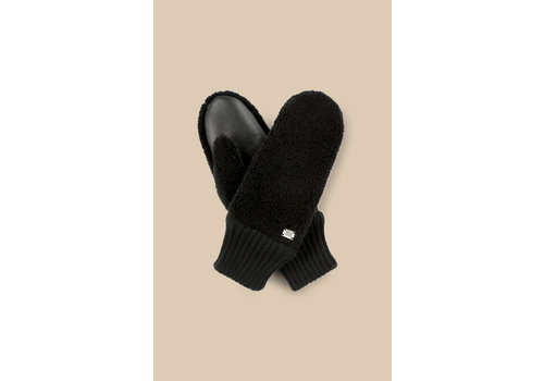 Soia & Kyo Beate Faux Sherpa Gloves