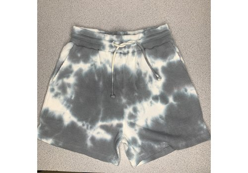 RD Style Thermal Tie Dye Shorts