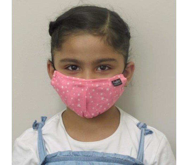 Kids Star Cotton Face Mask