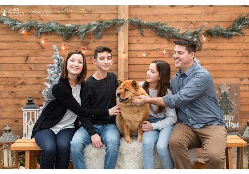 Christmas Photo Session Thursday November 26th