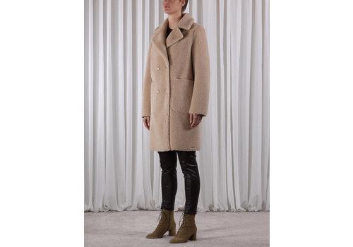Rino & Pelle Erlina Faux Fur Coat