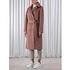 Rino & Pelle Pita Reversible Bonded Long Coat