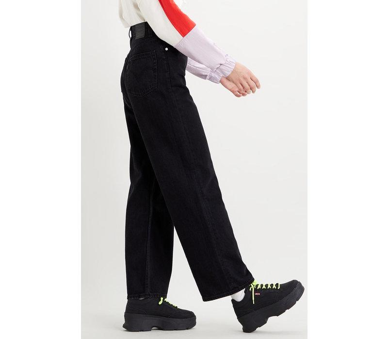 High Loose Pant