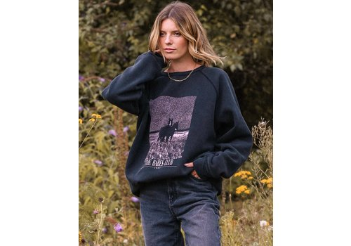 Brunette The Label Equestrian Big Sister Sweatshirt