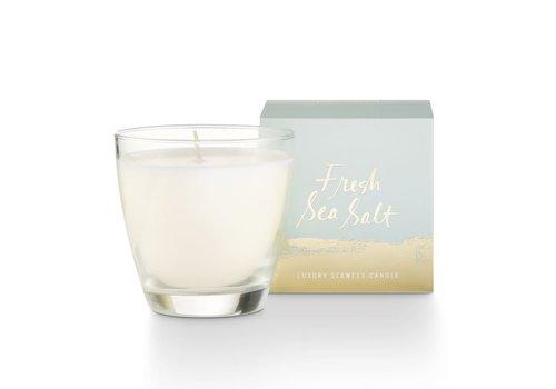 Illume Demi Boxed Glass Candle Fresh Sea Salt
