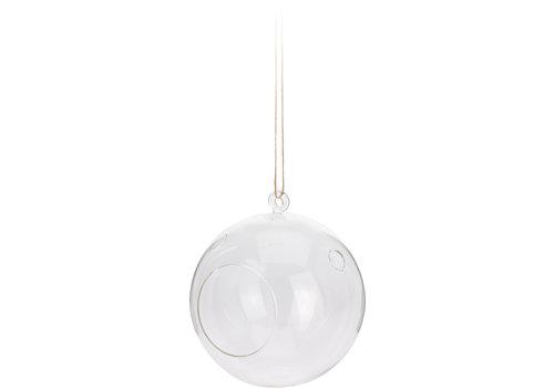 Koopman International Hanging Glass Ball 23cm