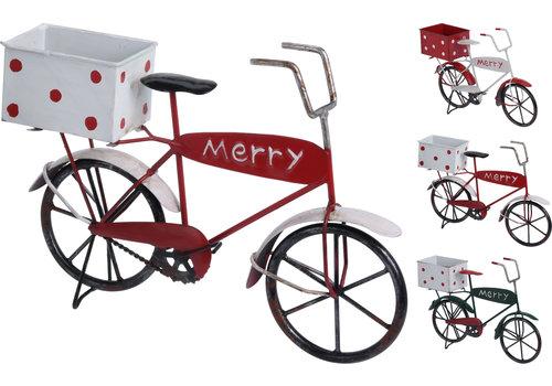 Koopman International Bicycle Christmas