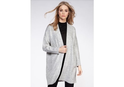 Dex Chunky Sweater Cardigan