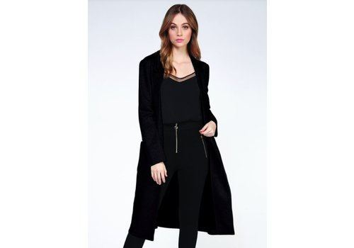 Dex Mid Length Knit Blazer