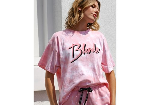 Brunette The Label x Juicy Couture Blonde Juicy Boxy Tee