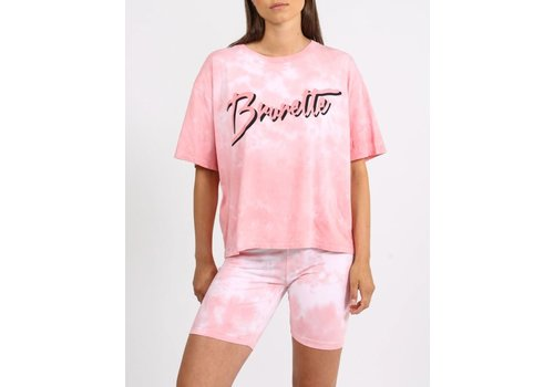 Brunette The Label x Juicy Couture Brunette Juicy Boxy Tee