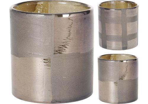Koopman International Tealight Holder Silver