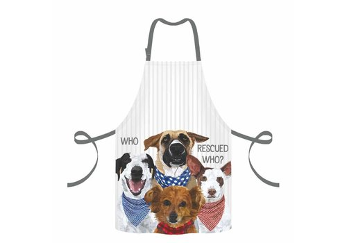 Apron Who Rescued Who