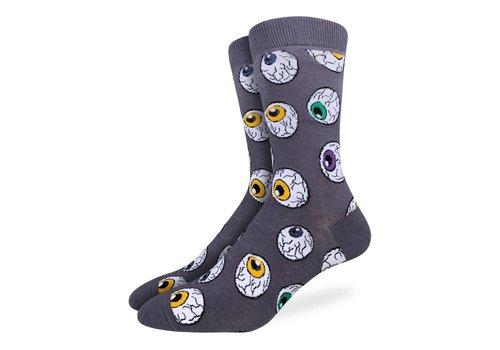Good Luck Sock Men's Eyeballs Socks