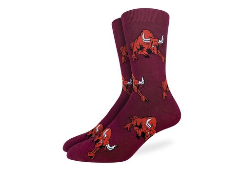 Good Luck Sock Men's Raging Bull Socks