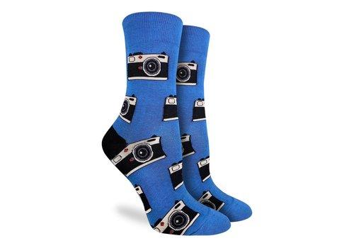 Good Luck Sock Women's Cameras Socks