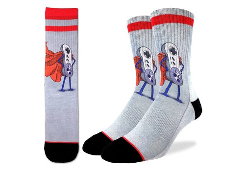 Good Luck Sock Men's Super NES Socks