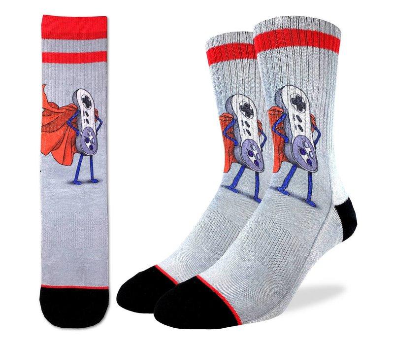 Men's Super NES Socks