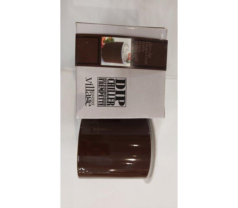 Dip Chiller Brown Wrap