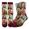 Good Luck Sock Men's Jesus Socks