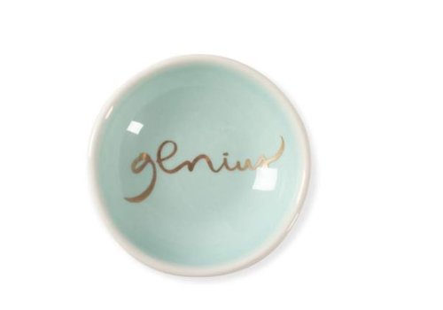 Genius Round Trinket Dish Tray