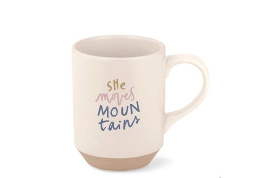 Mountains Stoneware Mug