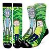 Good Luck Sock Men's Rick and Morty Socks