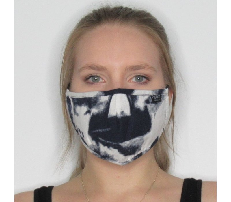 Watercolour Cotton Face Mask